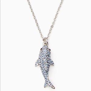 🆕 kate spade California Dreaming Shark Necklace